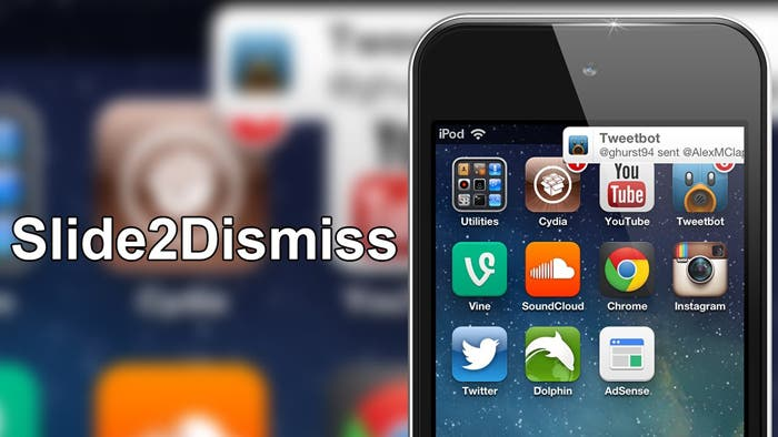 Slide2Dismiss