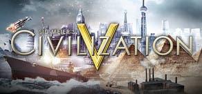 Cabecera del juego Civilization 5