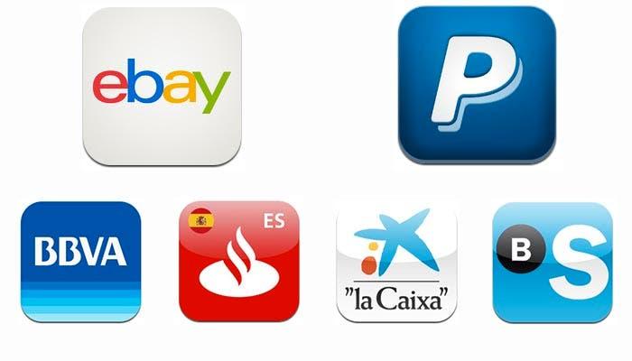 Apps para compras y bancos