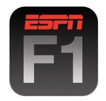 App oficial ESPN F1 para iOS