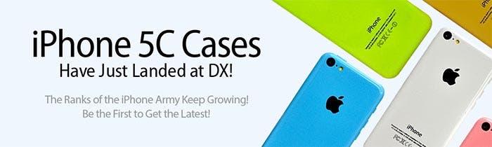 iPhone 5C en DealExtreme
