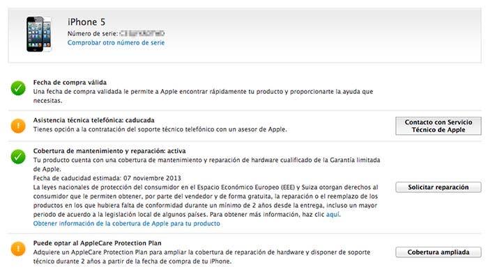 Sabes Cuanta Garantia Le Queda A Tu Dispositivo De Apple
