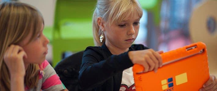 iPad como pieza importante dentro de la educación