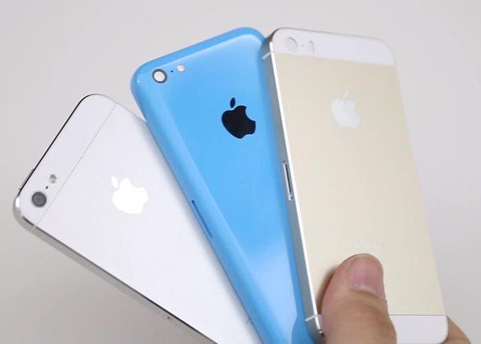 Comparativa de los nuevos iPhone