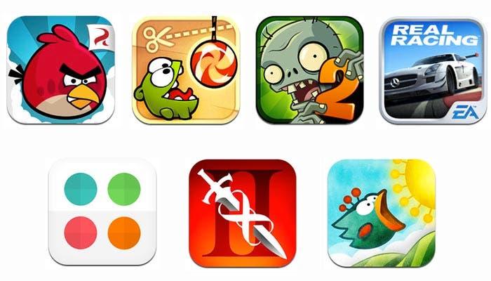 Juegos en la App Store