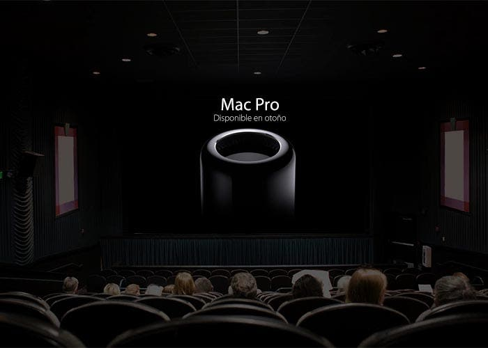 Mac Pro en cines