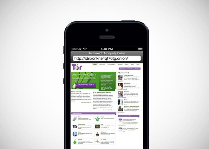 Onion para iOS