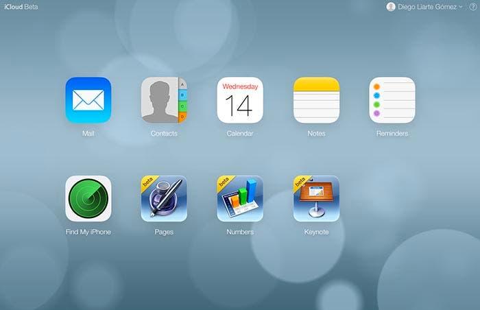 Home en iCloud.com Beta
