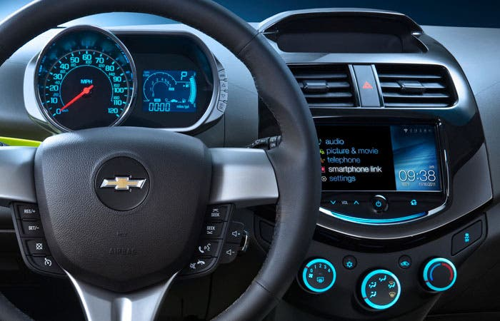 Radio del Chevrolet Spark