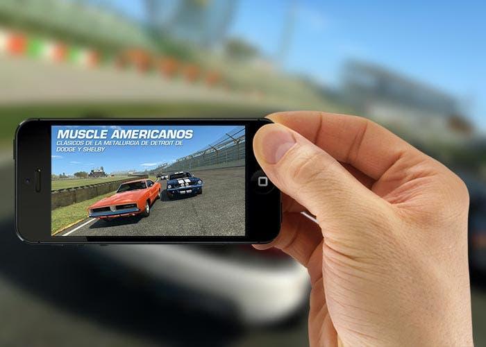 Muscle cars en Real Racing