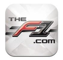 App iOS The F1 com
