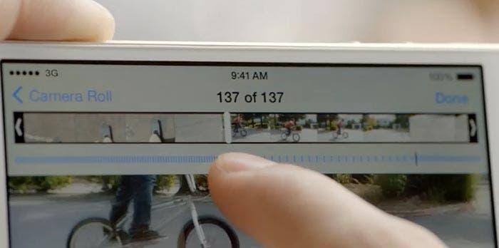 Vídeos a 120 fotogramas por segundo