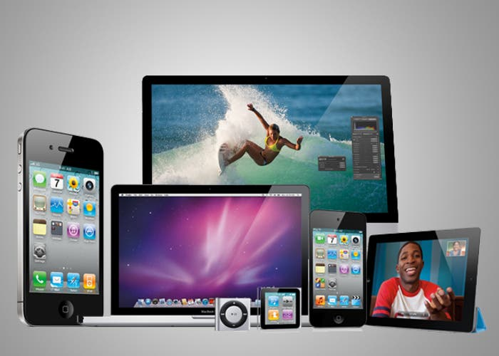 Familia Apple