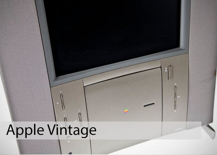 Apple Vintage: Macintosh 20 aniversario