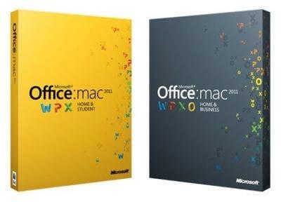Office 2011 para Mac