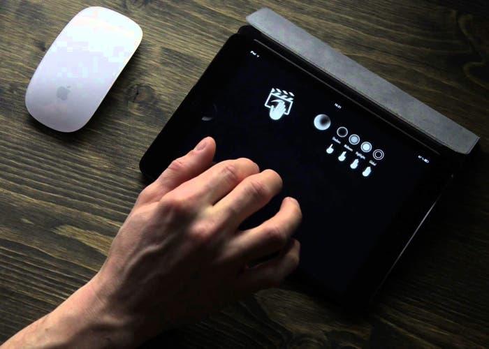 The Touch en iPad