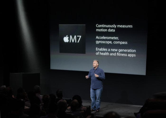 Procesador Apple M7