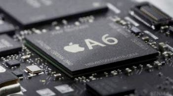 Procesador A6 de Apple