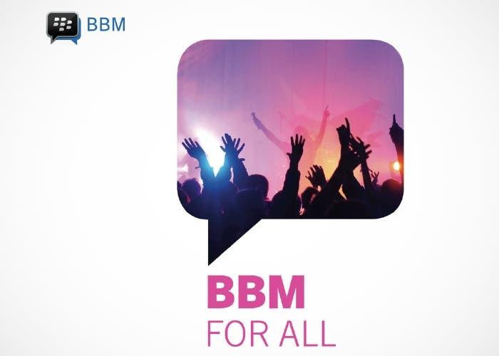 BBM para iOS