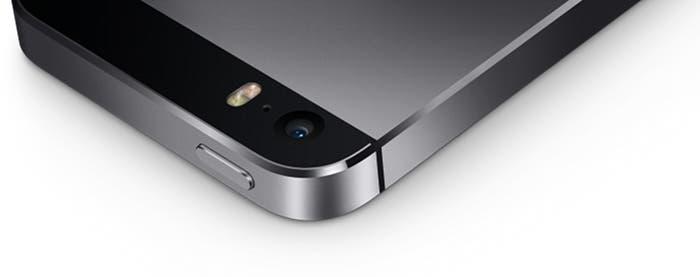 Nueva cámara en el iPhone 5S