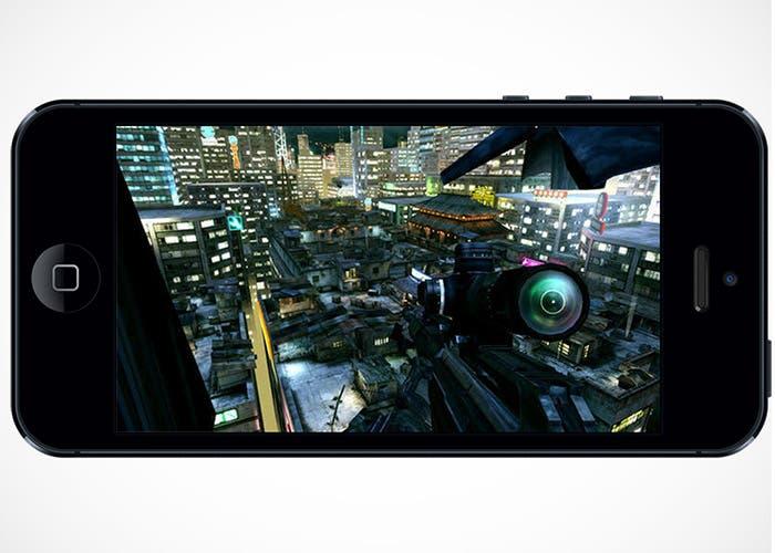 Imagen de promoción de Call of Duty: Strike Team para iOS