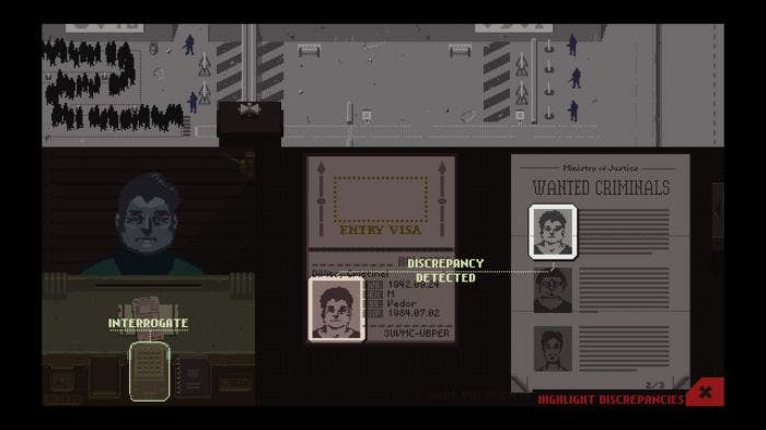 Papers Please para OS X