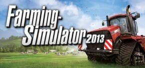 Header of Farming Simulator 2013