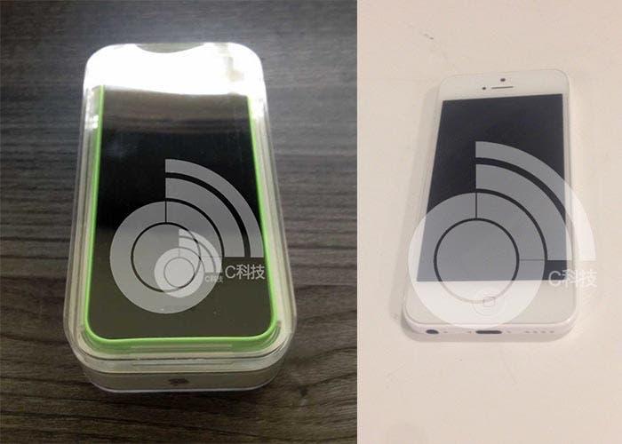 Fotos del iPhone 5C