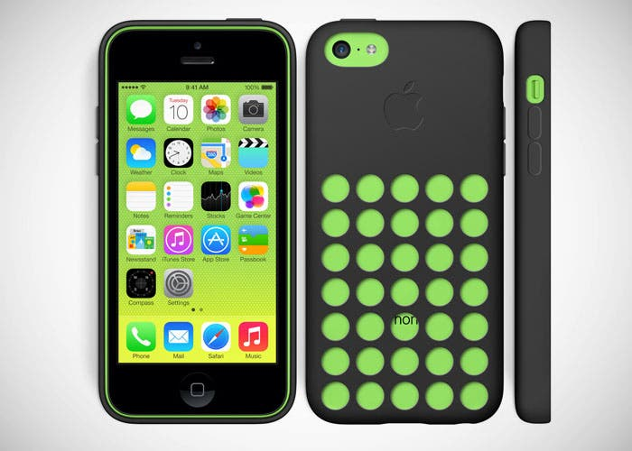 funda-iphone-5c-negro
