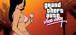 Cabecera del GTA Vice City
