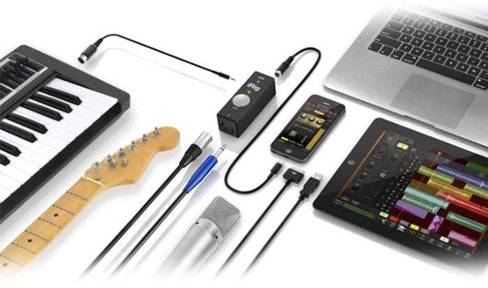 iRig Pro para Mac y dispositivos iOS