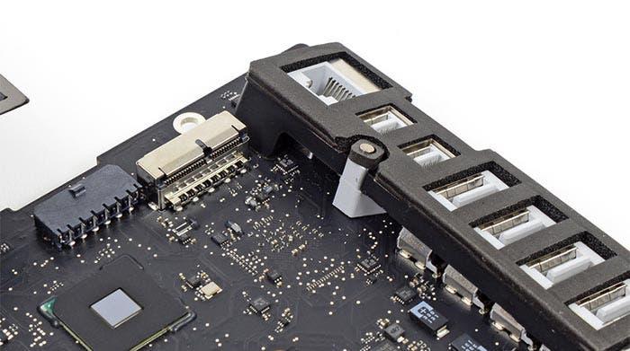 Conexión para discos duros