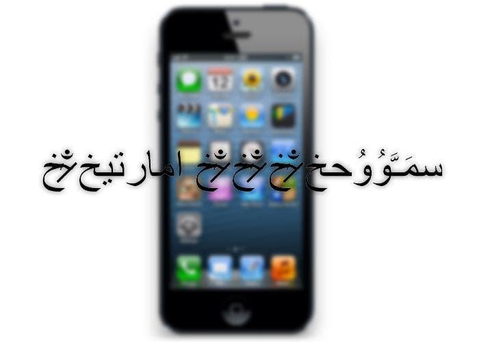 Parche para iOS 6