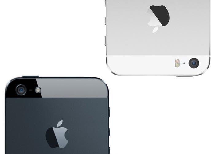 Las cámaras del iPhone 5s y iPhone 5