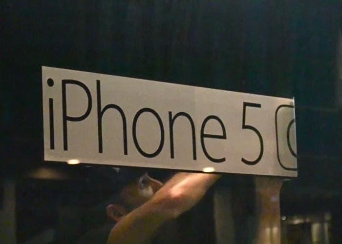 Lanzamiento del iPhone 5c