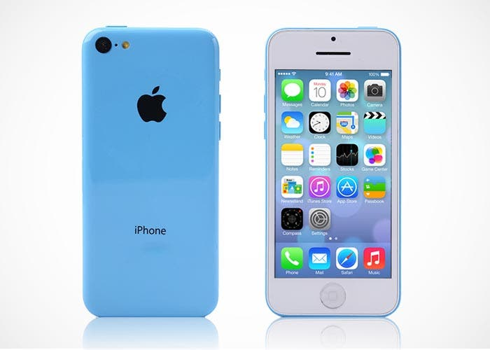 el iphone 5c azul se deja ver en un nuevo v deo. Black Bedroom Furniture Sets. Home Design Ideas
