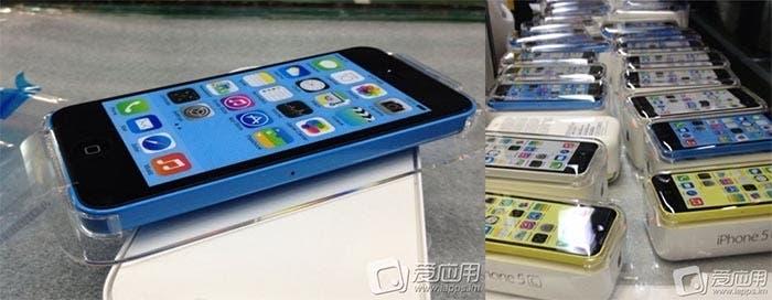 iPhone 5C de colores