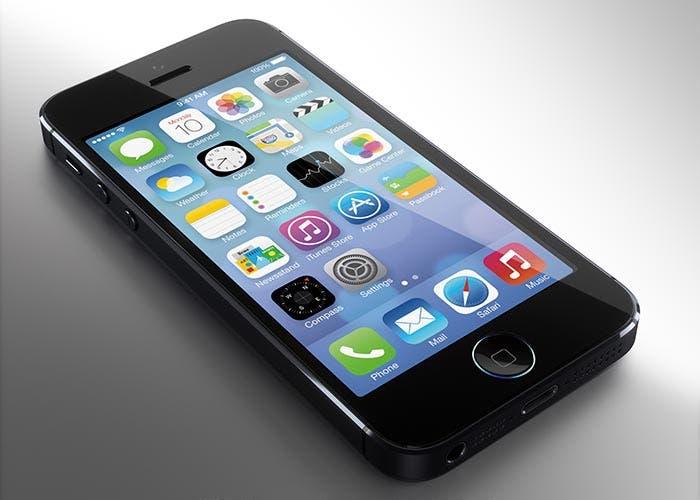 iPhone 5S con sensor biométrico