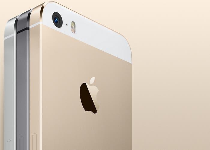 Nuevo iPhone, el 5S