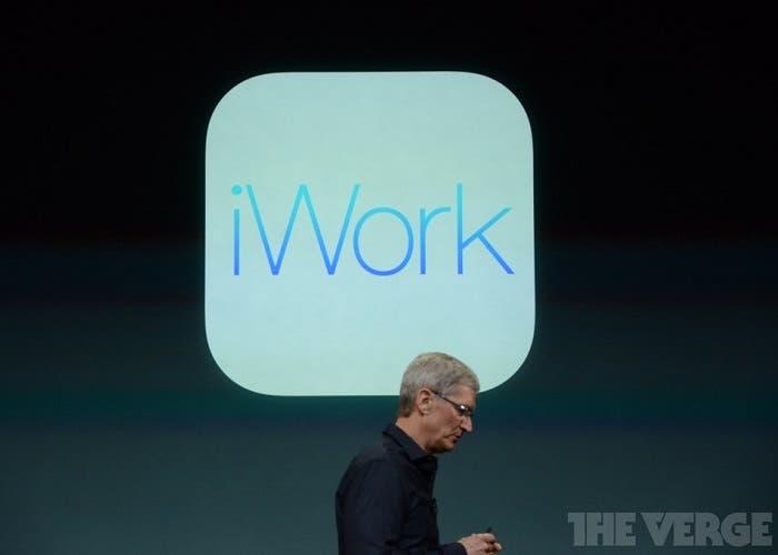 iWork gratuito para nuevos iOS