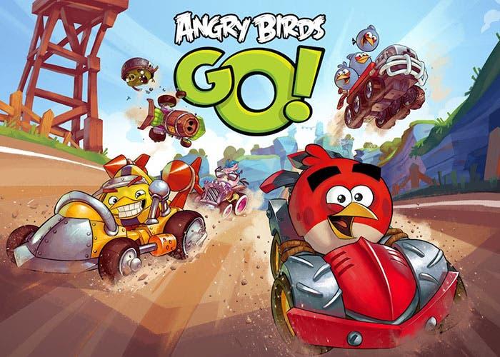 Imagen de Angry Birds Go!