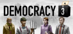 Democracy 3 para Steam en OS X