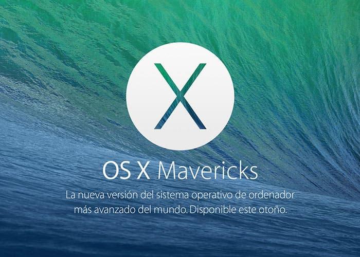 Logotipo de OS X Mavericks