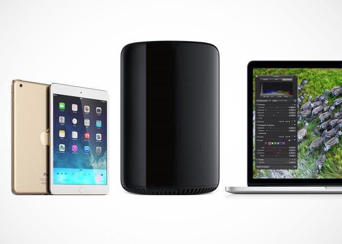 Productos de Apple restantes para lo que queda de 2013