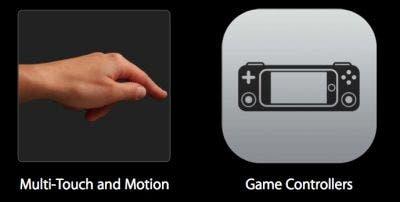 Controlador iOS 7