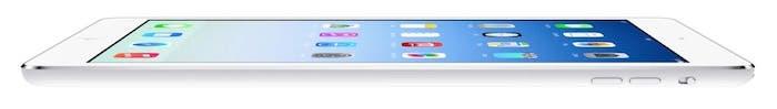 El nuevo iPad Air