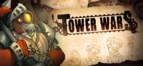 Cabecera del juego Tower Wars de Steam para OS X
