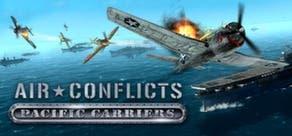 Cabecera de Air Conflicts en Steam para OS X