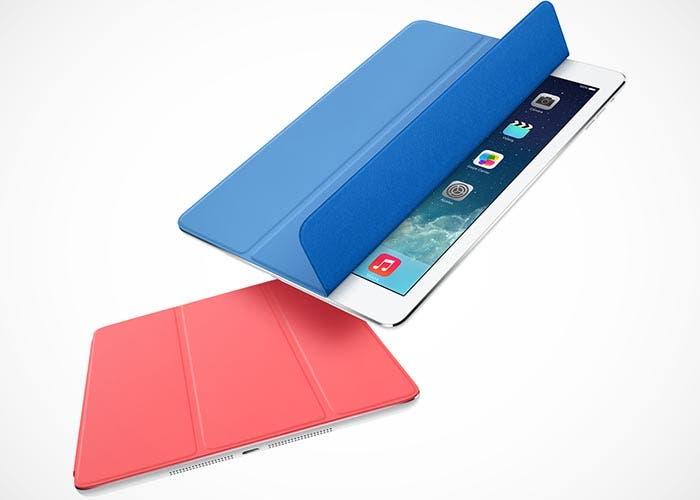iPad Air con las Smart Cover