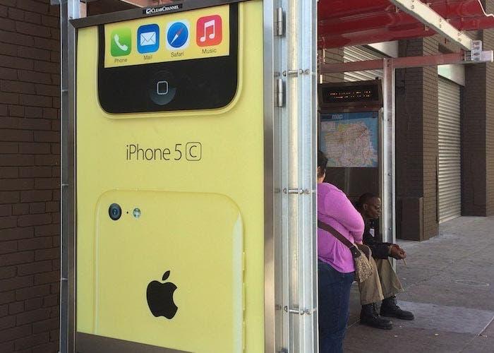 Anuncio del iPhone 5c
